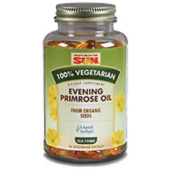 Health From The Sun Evening Primrose Oil, 100% Vegetarian 90 Softgels