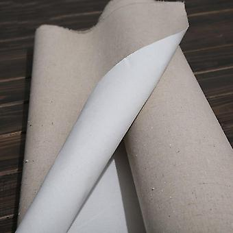 5m Linen Blend Primed Blank Canvas For Layer Oil Painting
