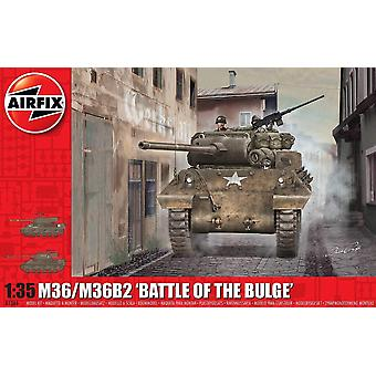 Airfix Tank M36/M36B2 Battle Of The Bulge (Juli 2019)
