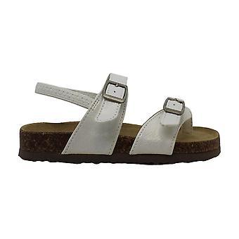 Kids Steve Madden Girls tbeeched Bungee SlingBack Slide Sandals