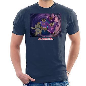 Yhdysvaltalainen Tail Mott Street maulers miesten ' s T-paita