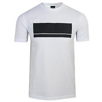 Hugo boss teeonic men's white t-shirt