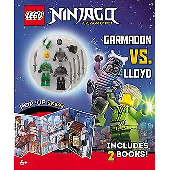 Mission Ninja: Lloyd vs Lord Garmadon (Lego)