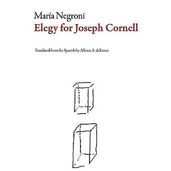 Elegy for Joseph Cornell
