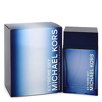 Michael Kors Extreme Sky Eau De Toilette Spray By Michael Kors 4.2 oz Eau De Toilette Spray