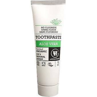 Urtekram Organic Aloe Vera Toothpaste 75ml x6