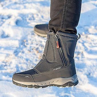 Pánské boty Zimní boty, Nepromokavé, protiskluzové, Tlusté Kožešiny