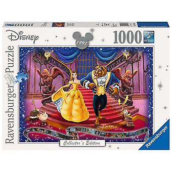 Disney, Puzzle - Beauty and The Beast - 1000 Pieces