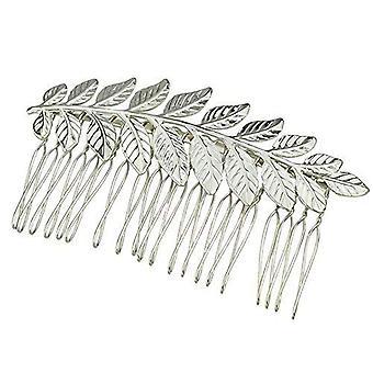 Vintage Leaf Hair Comb