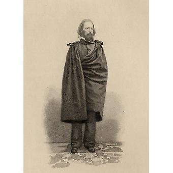 Tennyson (Of Aldworth And Freshwater) Alfred Tennyson 1St BaronByname Alfred Lord Tennyson 1809-1892 English Poet LaureateFrom The Book Tennyson A Memoir By His Son Hallam Lord Tennyson Published 1897