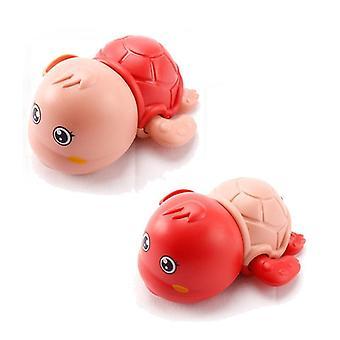 Zvířecí želva Krab Classic - Koupel vodní toy pro kojence