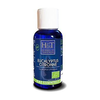 Organic lemon eucalyptus essential oil 30 ml of essential oil