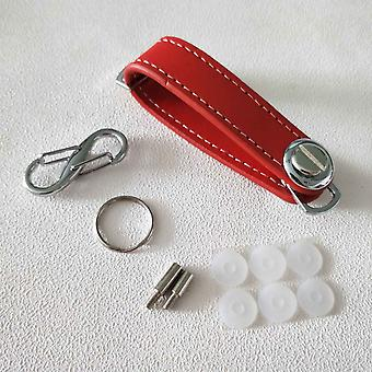 Key Pouch Bag Case Wallet Holder Chain Key Wallet Ring Collector