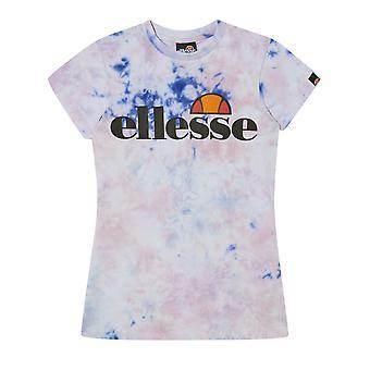 Ellesse Kvinders T-shirt Hayes Tie Dye