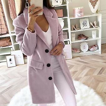 Fashion Autumn Long Coat