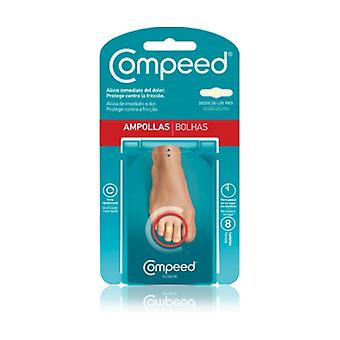 Compeed Ampoules Toes 8 units
