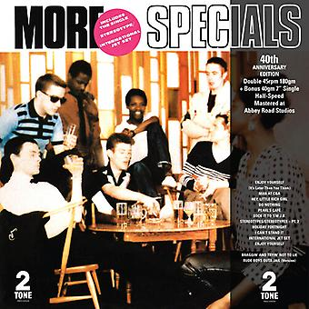 More Specials [40th Anniversary Half-Speed Master [Vinyl] USA import