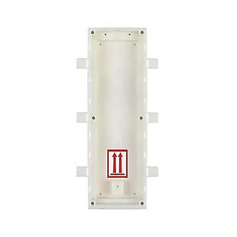 2N 3 Module Flush Mount Installation Box