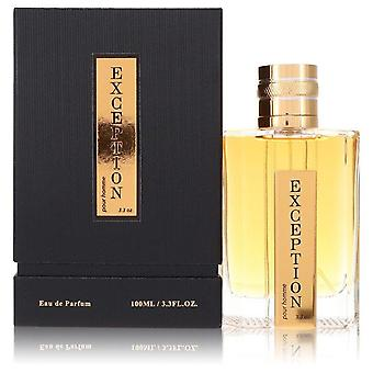 Exception Bronze Eau De Parfum Spray By YZY Perfume 3.4 oz Eau De Parfum Spray