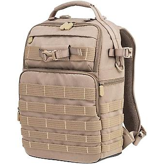 Vanguard veo range t37m backpack for mirrorless camera, tactical style - beige