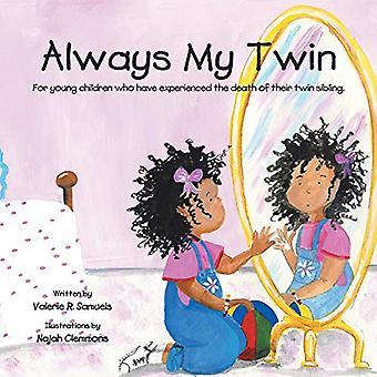 Always My Twin by Valerie R. Samuels - 9781412060363 Book