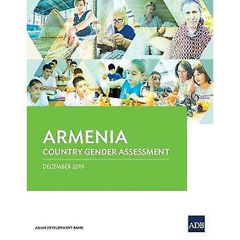 Armenia Country Gender Assessment by Asian Development Bank - 9789292