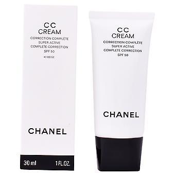 Chanel CC crème correctie complète Super actieve Spf50 #B40