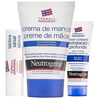 Neutrogena Cuerpo Crema de Manos 75 ml + 2 Piezas