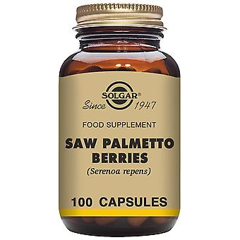 Solgar Saw Palmetto Berries 60 Vegetable Capsules