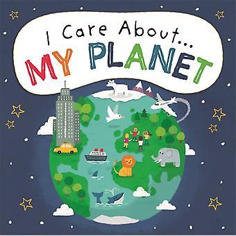 Välitän planeetastani, kirjoittanut Liz Lennon