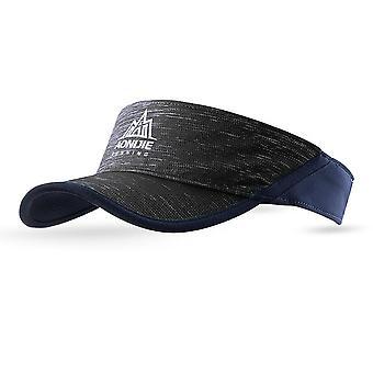 Cappello con cappuccio per visiere solari con cinturino regolabile