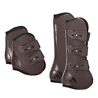 Front Hind Leg Boots, Adjustable Horse Boot, Equine Guard, Equestrian Tendon
