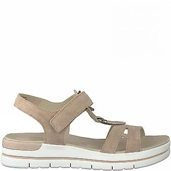 Rose Casual Flat Sandals