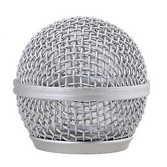 CR Round Micophone Mesh Grill kop voor SM58 Beta58