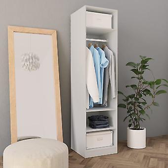 vidaXL armoire blanc 50×50×200 cm
