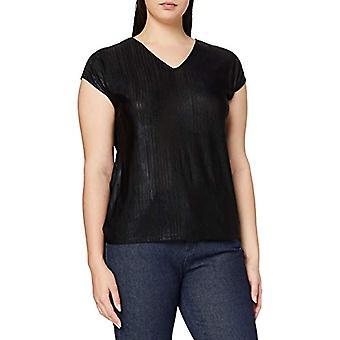 ESPRIT Collection 110EO1K307 T-Shirt, 001/black, L Woman