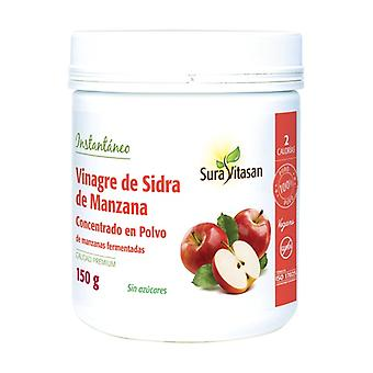 Powdered concentrated apple cider vinegar 150 g of powder