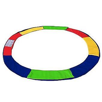 Trampolínový pružinový kryt 244-252 cm – 8FT – Pestrobarevný