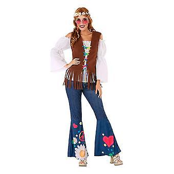 Costume pour adultes 110046 Hippie