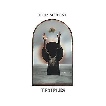 Holy Serpent - Temples Vinyl