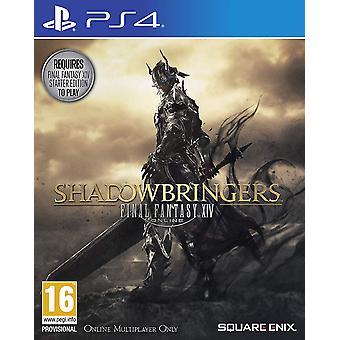 Final Fantasy XIV 14 Jeu Shadowbringers PS4 en ligne