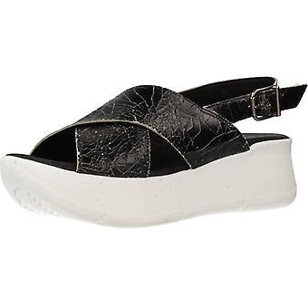 Clover Sandalias 15719c Color Negro