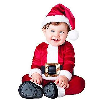 Santa Claus Costume For Baby