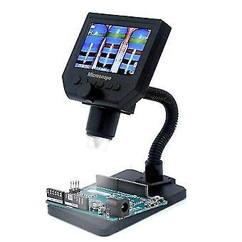 Microscopio digital LCD portátil G600