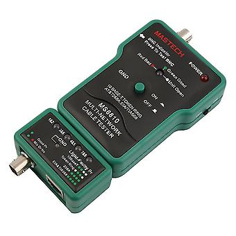 Koaxialkabel Bnc Netzwerk Draht Line Tester Detektor Tracker Mastech Ms6810