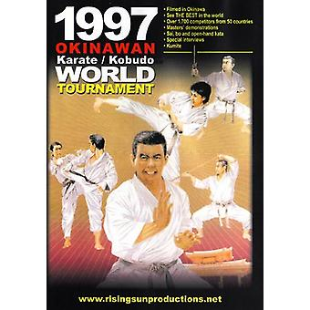Torneo Mundial de Karate Kobudo de Okinawa 1997 Dvd -Vd7371A