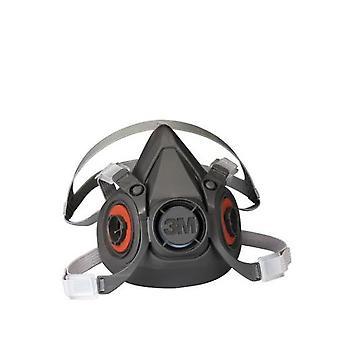 3M Herbruikbaar half-gelaadsmasker (6300)