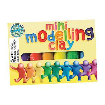 Mini Pack of Modelling Clay for Kids - Cracker Filler Gift