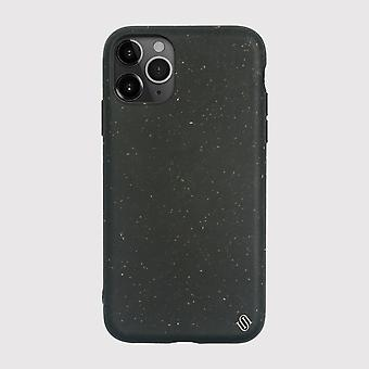 Экологичный черный чехол для iphone 11 pro max