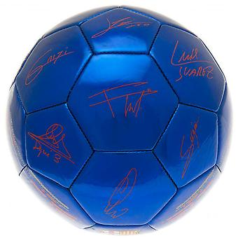 FC Barcelone Signature Football FC Barcelone Signature Football